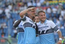 Lazio-Genoa 4-1, doppio Immobile con Caicedo e Milinkovic