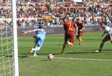 Roma-Lazio 3-1: Pellegrini, Kolarov e Fazio stendono i biancocelesti