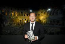 Metti una sera al Colosseo con Francesco Totti