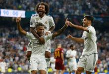 Real Madrid-Roma 3-0, debacle giallorossa al Santiago Bernabeu