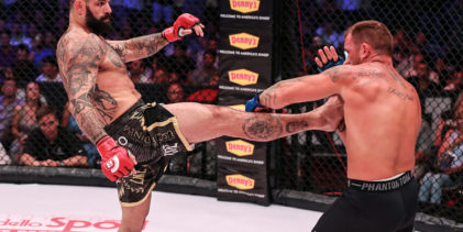 MMA & Kickboxing: Bellator a Genova il 1 dicembre!