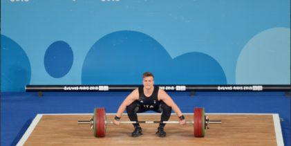Pesi, Cristiano Ficco campione olimpico: oro negli 85 kg.