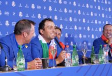 Golf, Molinari spaziale: la Ryder Cup torna in Europa!