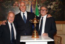 """Ryder Cup, Chimenti: """"Molinari sarà il numero uno al mondo e la Ryder a Roma sarà ancora più importante"""""""