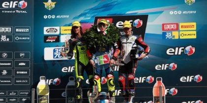 CIV Vallelunga: Bartolini 2°in Moto3, Morosi Campione PreMoto3 su RMU