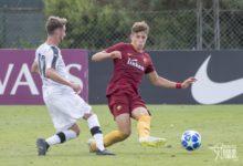 Youth League, le immagini di Roma-Viktoria Plzen 3-4