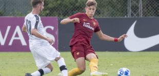 Youth League, le immagini di Roma-Viktoria Plzen 3-4