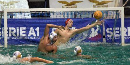Pallanuoto, la Roma fa suo il derby: Lazio battuta 10-7