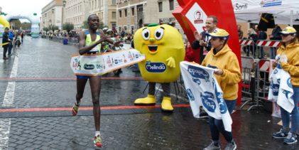 Atletica, Kenya e Ruanda trionfano alla Corsa dei Santi 2018