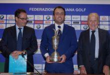 """Golf, Molinari a Roma per il Collare d'Oro: """"Voglio vincere ancora"""""""